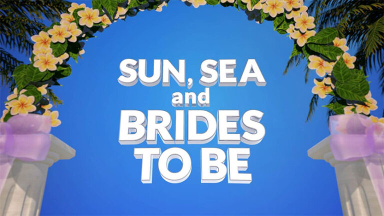 Sun sea and brides to be